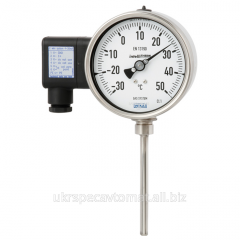 TGT73 the Manometric thermometer with an