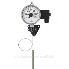 70-8 The manometrical thermometer with the