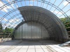 Зернохранилище напольное