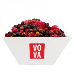 "The frozen berry mix of ""VOVA"""