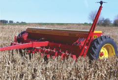 Сеялка Bertini модель 10.000 пневматическая для мелкого и крупного зерна