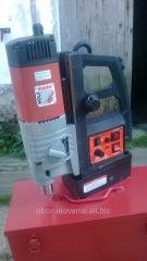 Magnetic drill of Holzmann MBM 600LRE, Austria
