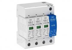 Разрядник для защиты от перенапряжений V20 280В