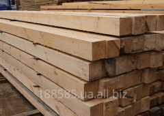 Round timber for reasonable prices, raw materials
