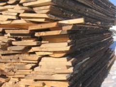 Wood construction oak