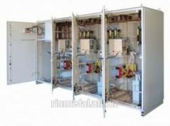 Reactive power compensation (UKRM)