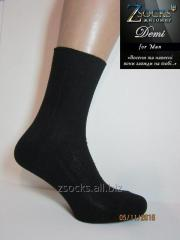 Мужские демисезонные носки
