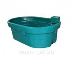 Автопоилка-ванна для пастбищ WT400
