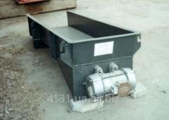 Питатель вибрационный ПЭВ2 - 1х7