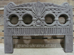 Ритуальная оградка гранилит