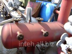 Separator three-phase Ru63 for division of