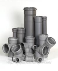 Труба полипропиленовая для внутренней канализации
