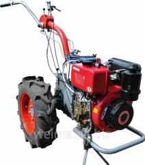 """Мотоблок """"Мотор Сич МБ-6ДЕ"""" с дизельным двигателем WIEMA WM178FE (электрический запуск)"""