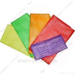 Bag grid vegetable 40х60 (red/orange) No. 429665