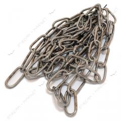 Chain black (long link) f 3 (10 m) No. 437015