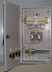 ATS - automatic transfer switch cabinet