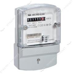 Электросчетчик 1 фазный NIK 2102-02.М2 5-60...