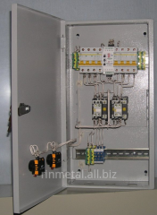 ATS (Automatic transfer switch)
