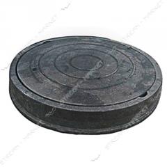 Garden hatch of polimerpeschany black 1 t. (vn /