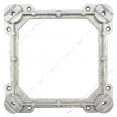 Frame stool N0724 No. 099970, aluminum without