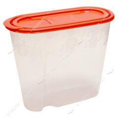 Capacity plastic for storage of grain 1, 3 of l.