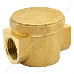 The filter for N0791.4 3/4 B gas - 3/4 B brass
