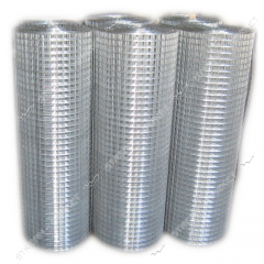 Grid a welded galvanized Cell 50kh50mm the Wire of