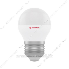 Electrum A-LB-1844 lamp LED spherical D45 2W E27