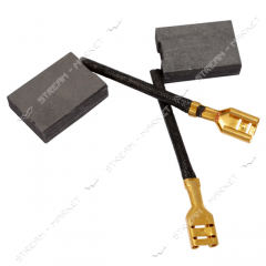 Coal brushes to the ShchE 6h16h22 electric tool /