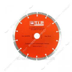 T.I.P diamond wheel. No. 299647 segment 115*22, 2