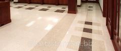 Tile from quartz, a stone tile