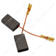 Coal brushes to the ShchE 5H10H16 electric tool /