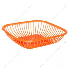 Basket plastic for fruit / biscuit barrel (Color)