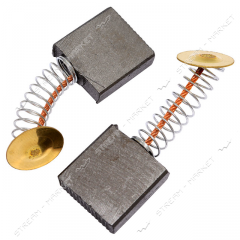 Coal brushes to the ShchE 6, 5х19х20 electric tool
