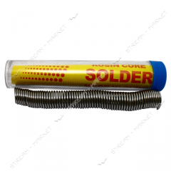 Solder 14gr (in a flask) No. 171126