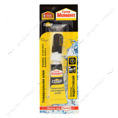 Super glue Moment Henkel of 3 g No. 995686