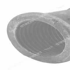 Муфта чугунная резьбовая d20 434110