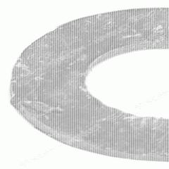 Прокладка паронит 3/8' (16мм*8мм*2мм) 993129