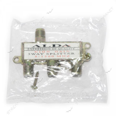 Splitter for the antenna alda No. 102106 A-3 cable