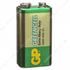 GP 6F22 battery (krone) No. 361455