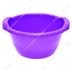 Bowl polyethylene for foodstuff of 3 l. color