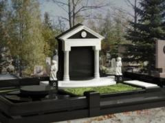 Памятник мемориал из гранита и мрамора