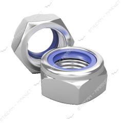 M3 lock-nut (samokontryashchayasya) (500 pieces in