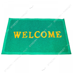 Rug entrance welcome 40х60 foam (colors in