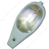 Lamp street aluminum Dnat. 150 W with a throttle