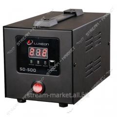 Voltage stabilizer relay LUXEON SD-500 type No.