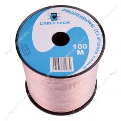 Acoustics of 210 2 x 2, 5 cabletech No. 015045