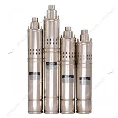 Borehole pump SPRUT 4S QGD 1, 8-50-0.5kW No.
