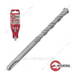 Drill of Intertool SD-0616 SDS PLUS S4 6*160mm No.