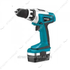 DA 18-2 Rhythm cordless screwdriver, direct-blue
